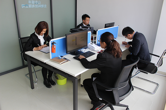 The office image of Yinfeng